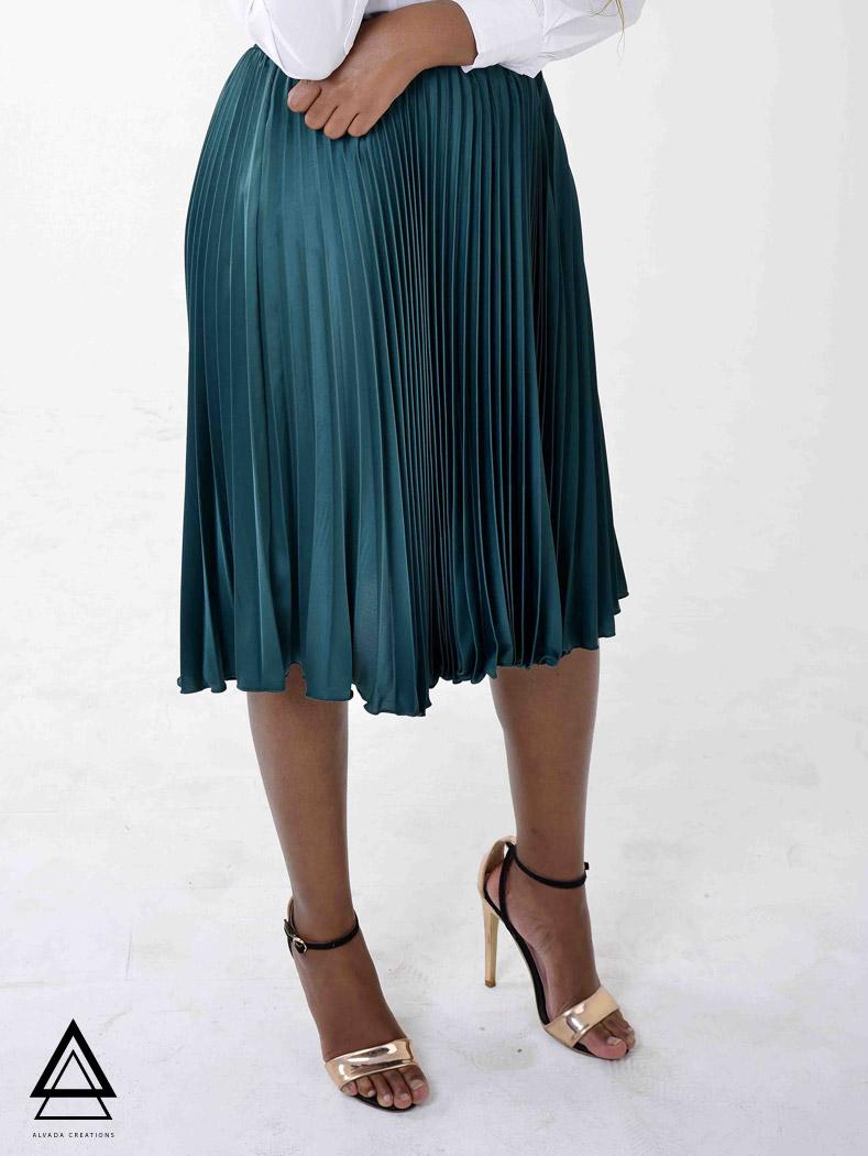 Tralala Skirt – Green