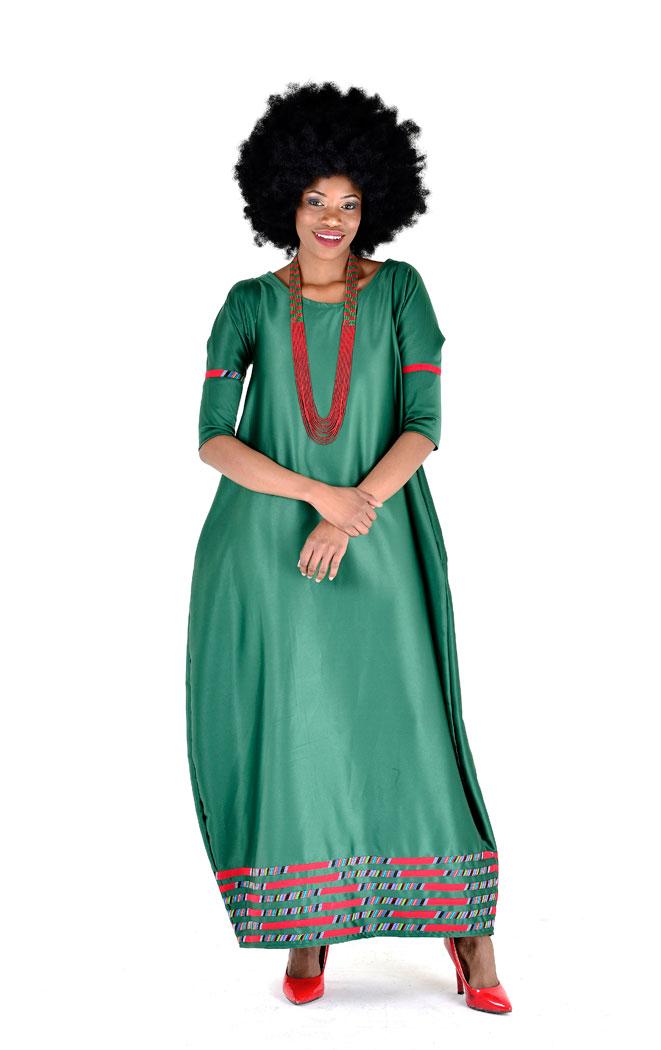 Mokgadi Dress