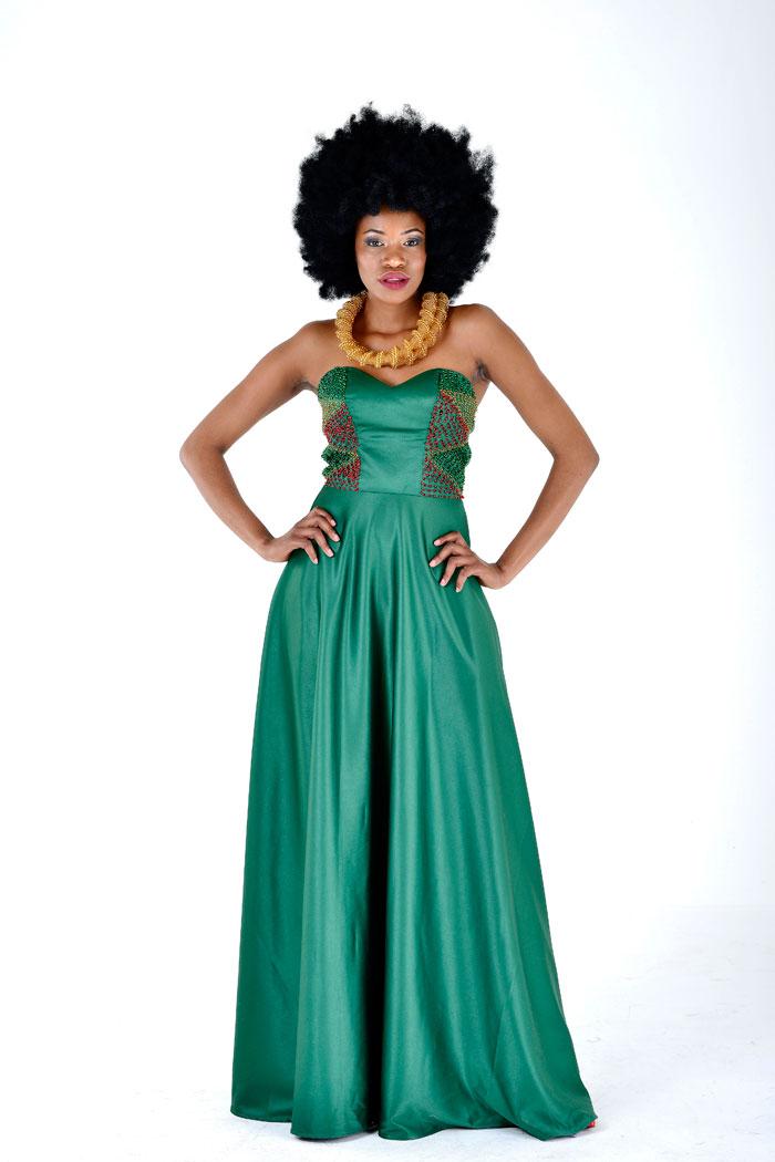 Ndivhuwo Boob Dress