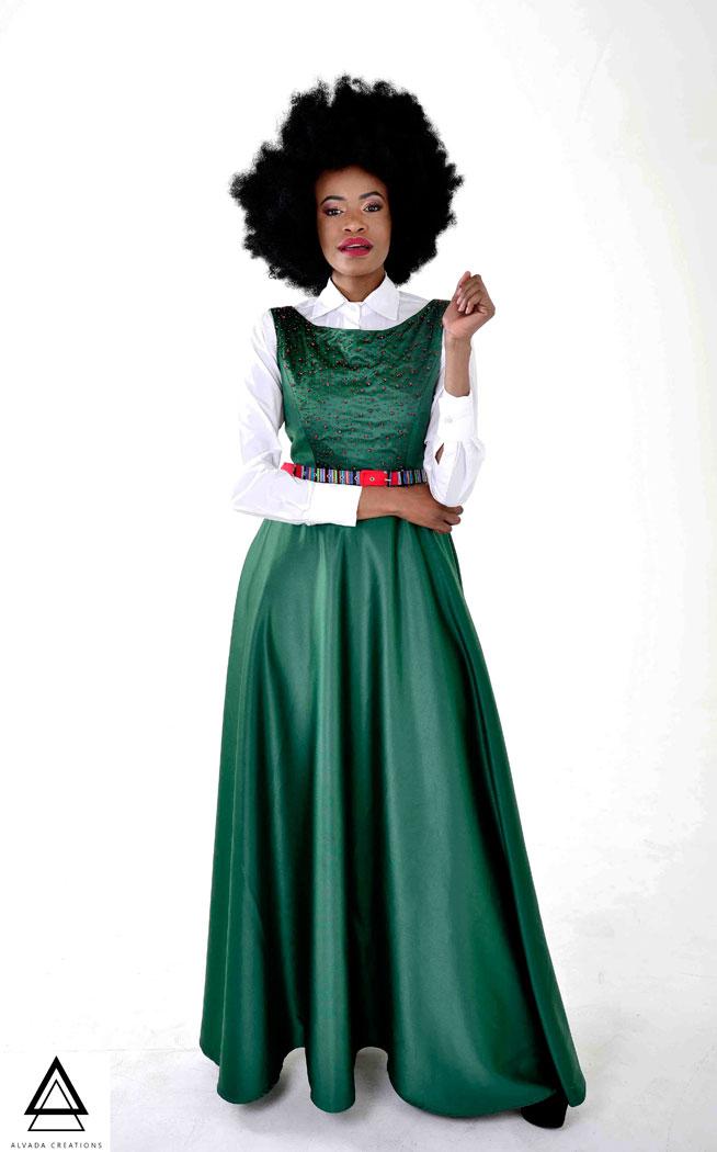 Ndivhuwo Sleeveless Dress