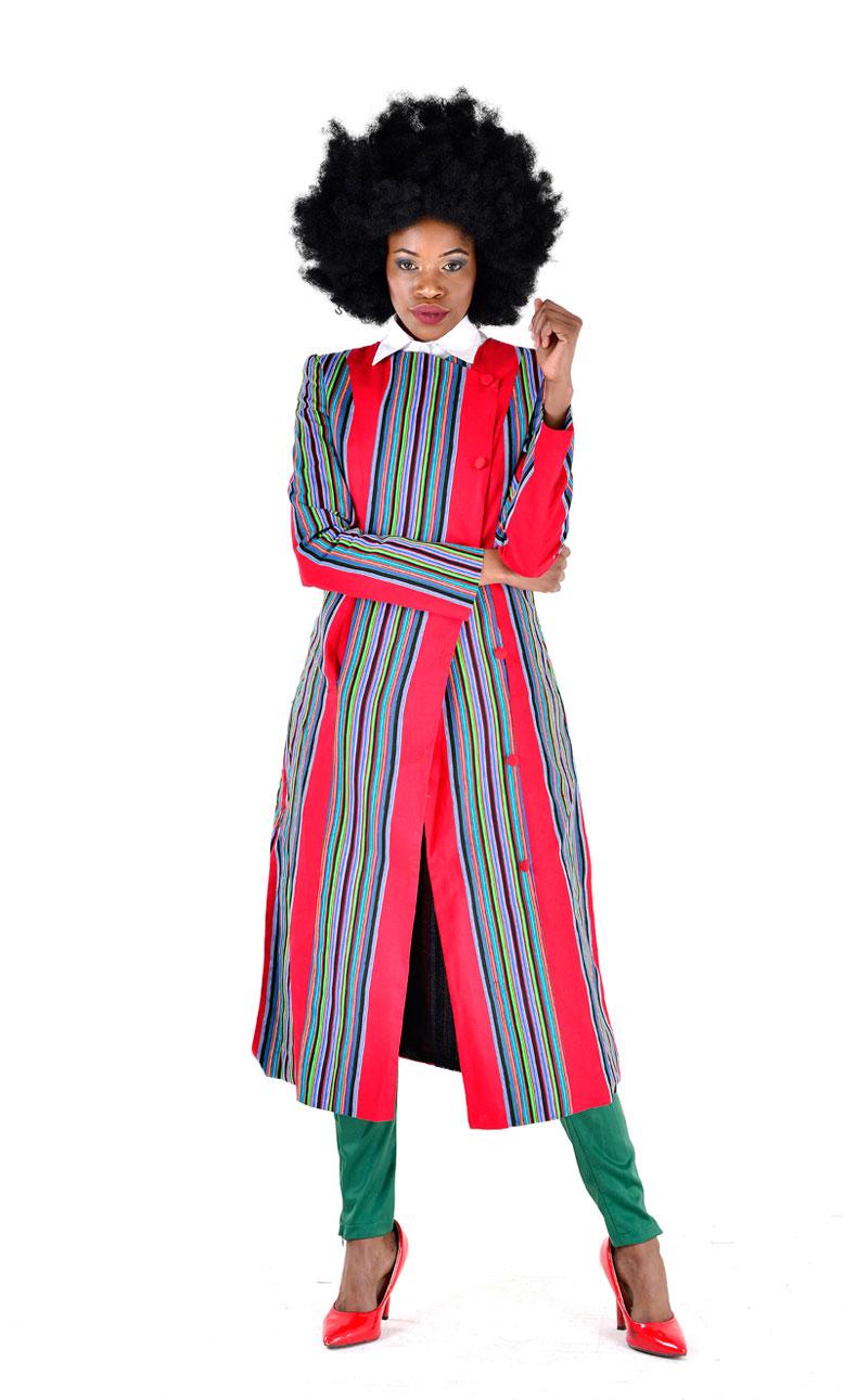 Lufuno Jacket dress