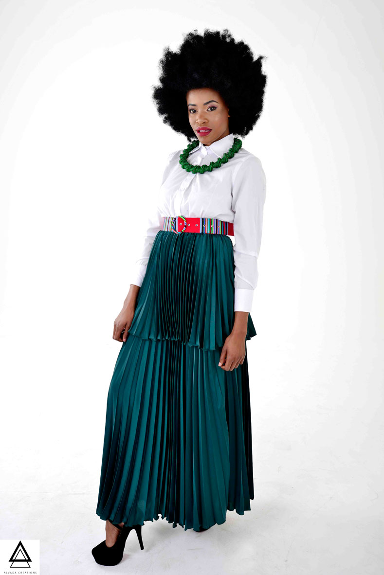 Rachel Classic Long Tralala – Green